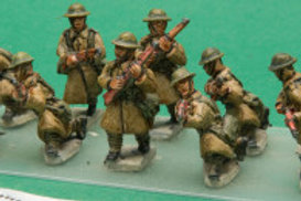 Infantry – Greatcoat & Steel Helmet