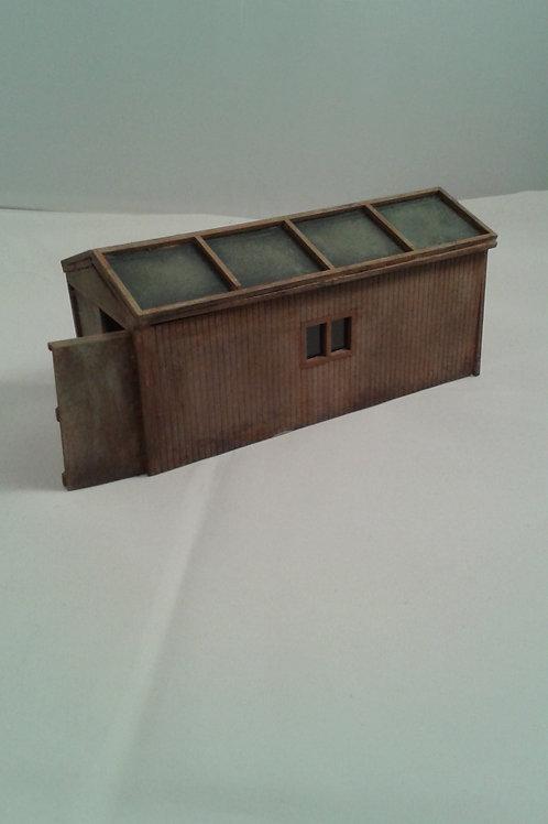 O Gauge Garage / Workshop