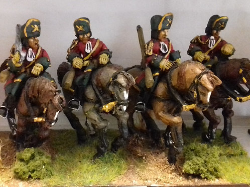 Spanish Dragoons