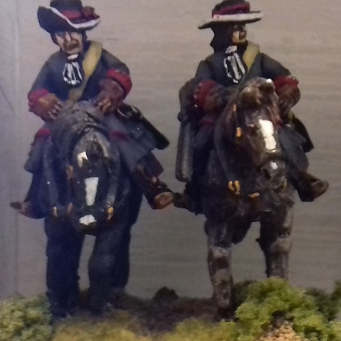 Dragoons in Hats
