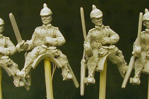 Dragoons with Swords