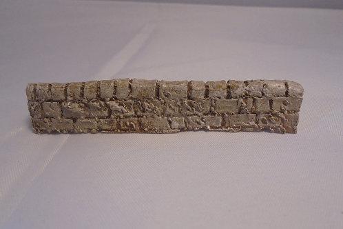 OO Gauge Stone Wall Short Straight