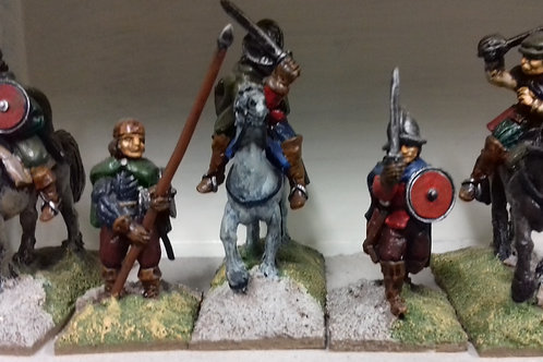 Set 5. Mounted Reivers