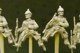 Dragoons with Rifles