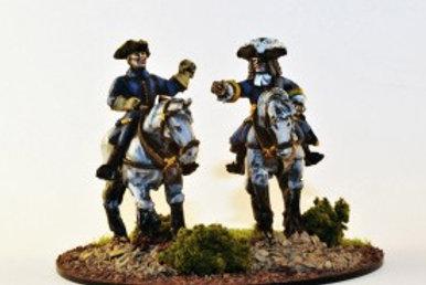 Mounted Generals