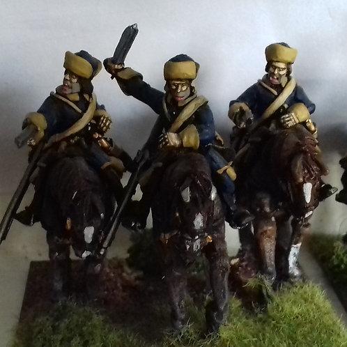 Horse or Dragoons Charging, Karpus.