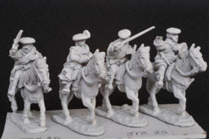 Mounted Lowlanders