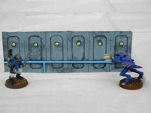 28mm Star Ship Wall Section (Large)