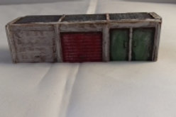 OO Gauge Low Relief Garages