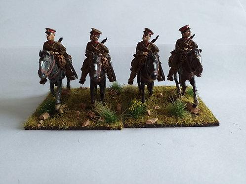 Japanese Cavalry
