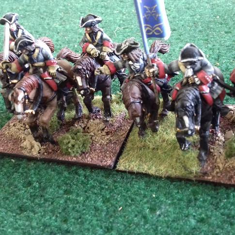Danish Dragoons