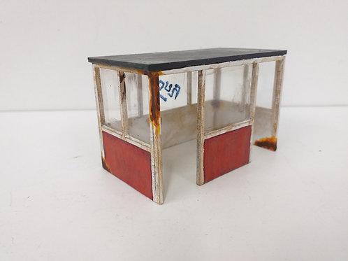 O Gauge Platform Shelter