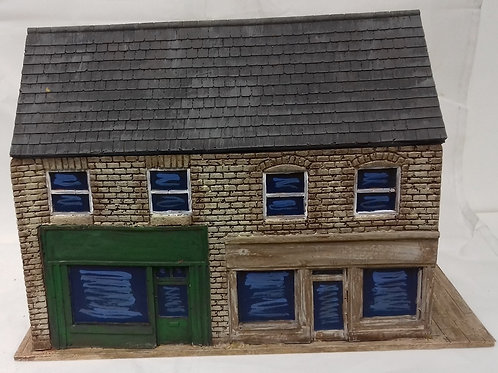 28mm Modern Shop Terrace