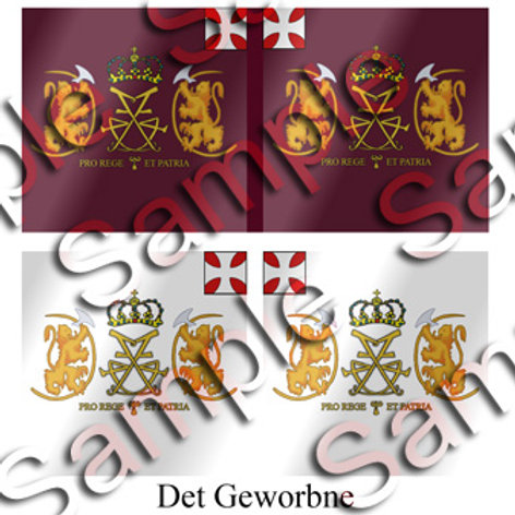 Det Geworbne Infantry Regiment