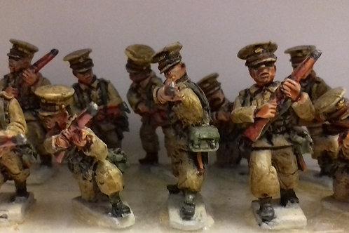 Infantry – 08 Webbing & Anklets