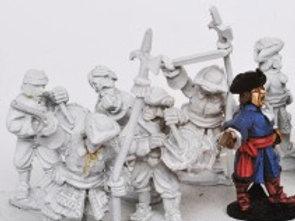 English Foot Militia Command