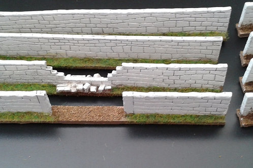 28mm Stone Wall Pack