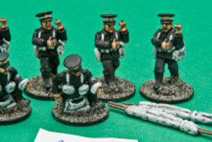 Medics & Stretcher Bearers