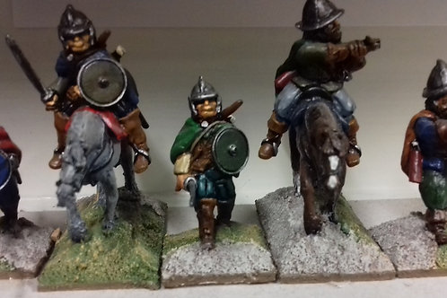 Set 6. Mounted Reivers