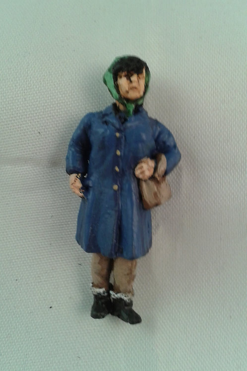 O Gauge Female Figure