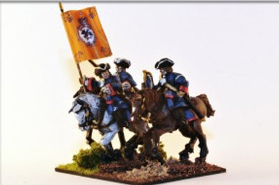 Horse Command, in Tricorn