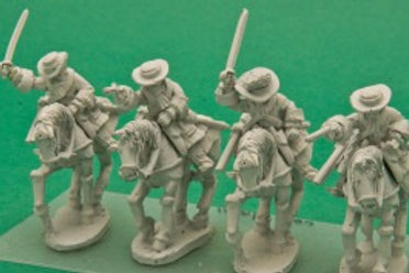 Line Chevauleger Cavalry