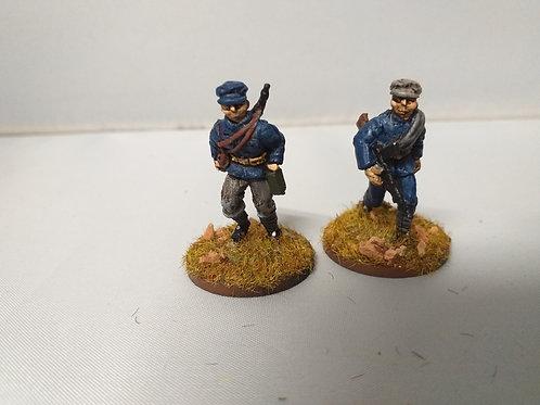 Zbvz26 LMG Gunner and No.2