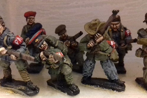 New Model Red Army/Peoples Assault Column Infantry