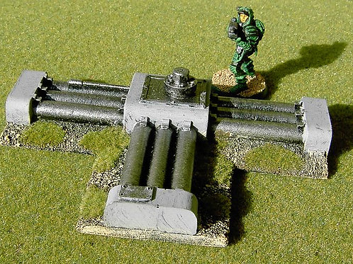 28mm Pipeline 'T' Section