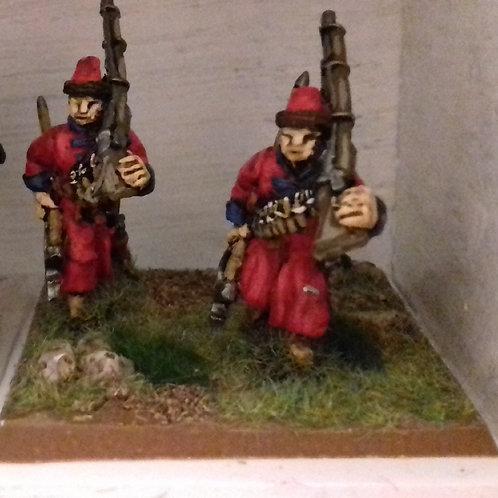 Streltsi Infantry