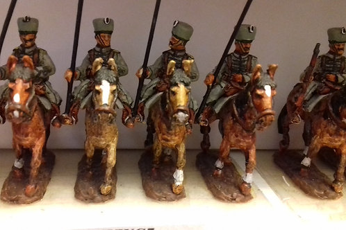 Hussars with Lance
