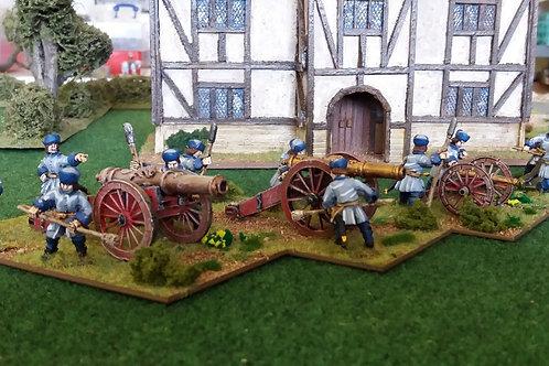 Artillery Crew, Karpus
