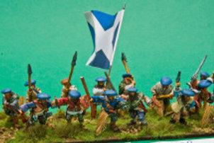 Highland Gentlemen Charging