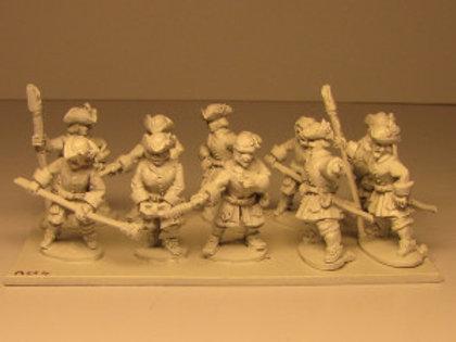 Artillery Crews