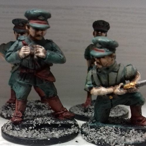 Irish Free State Artillery Crew