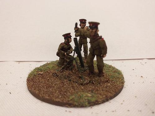 Japanese Infantry Mortar