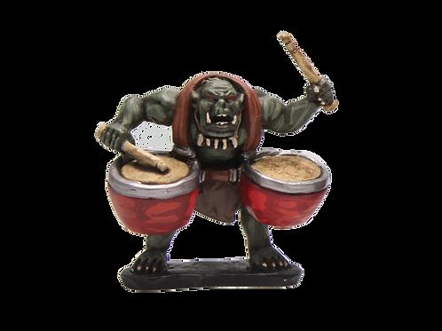 Jengrag - Orc Drummer