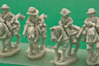 Garde du Corps Cavalry