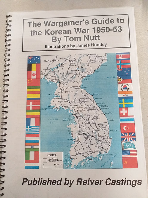 The Wargamer's Guide to the Korean War