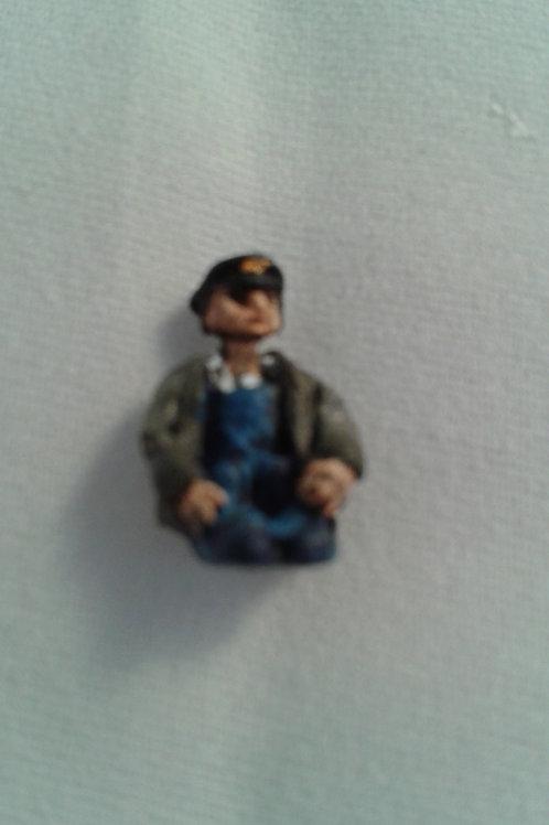 OO Gauge Second Man (1/2 figure)