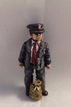 O Gauge Postman with Sack