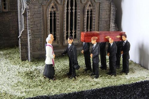 Funeral Cortege Set