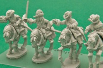 Line Chevauleger Cavalry Command