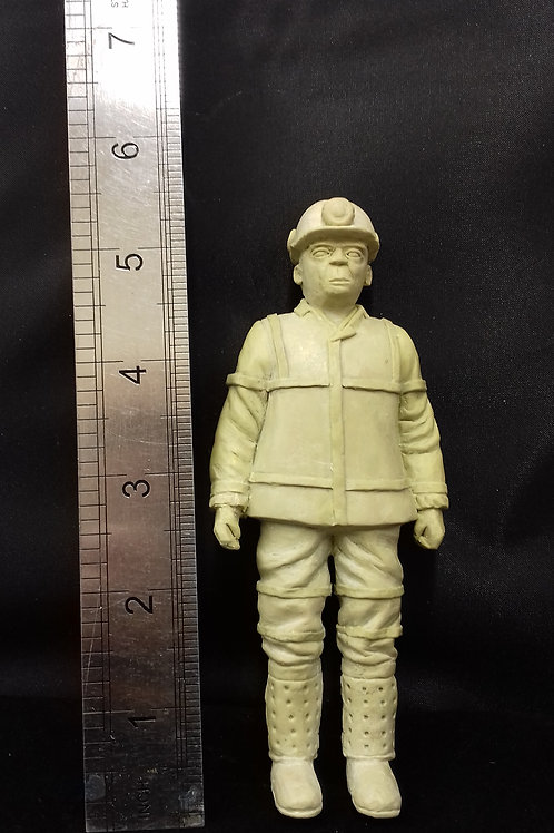 7/8th Scale Miner (Standing)