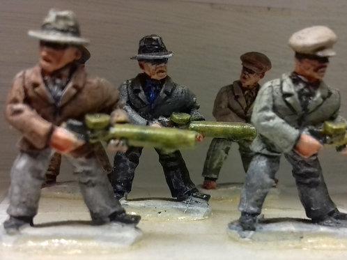 IRA with Lewis Guns