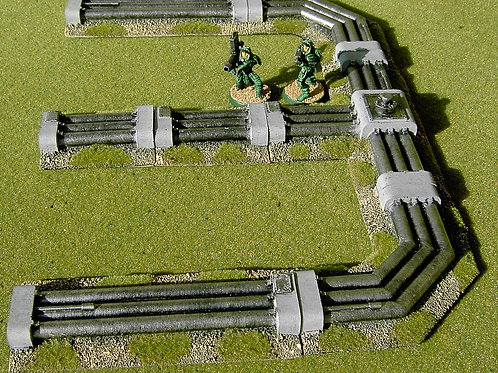 28mm Pipeline Set