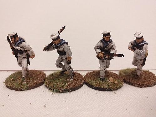 Japanese Marine Infantry