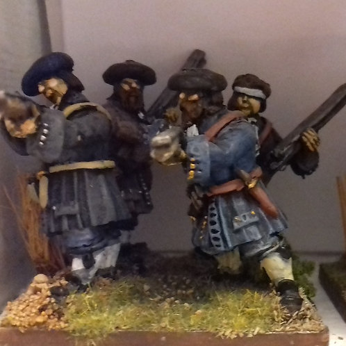 Covenanters with Muskets