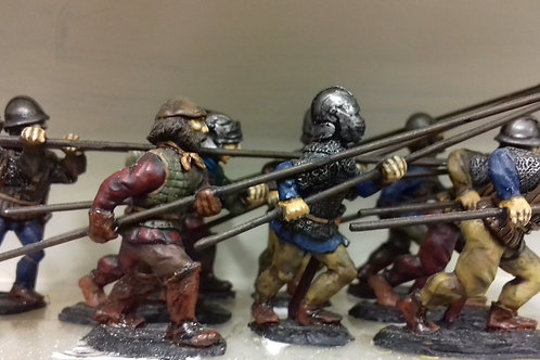Scottish Pikemen