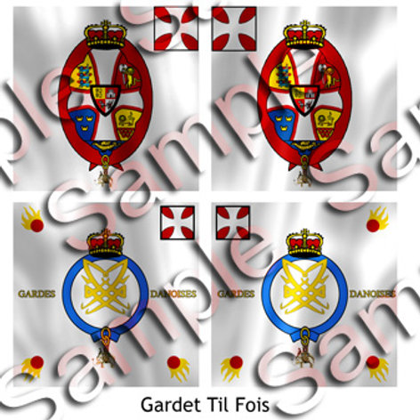 Gardet Til Fods (foot guards)